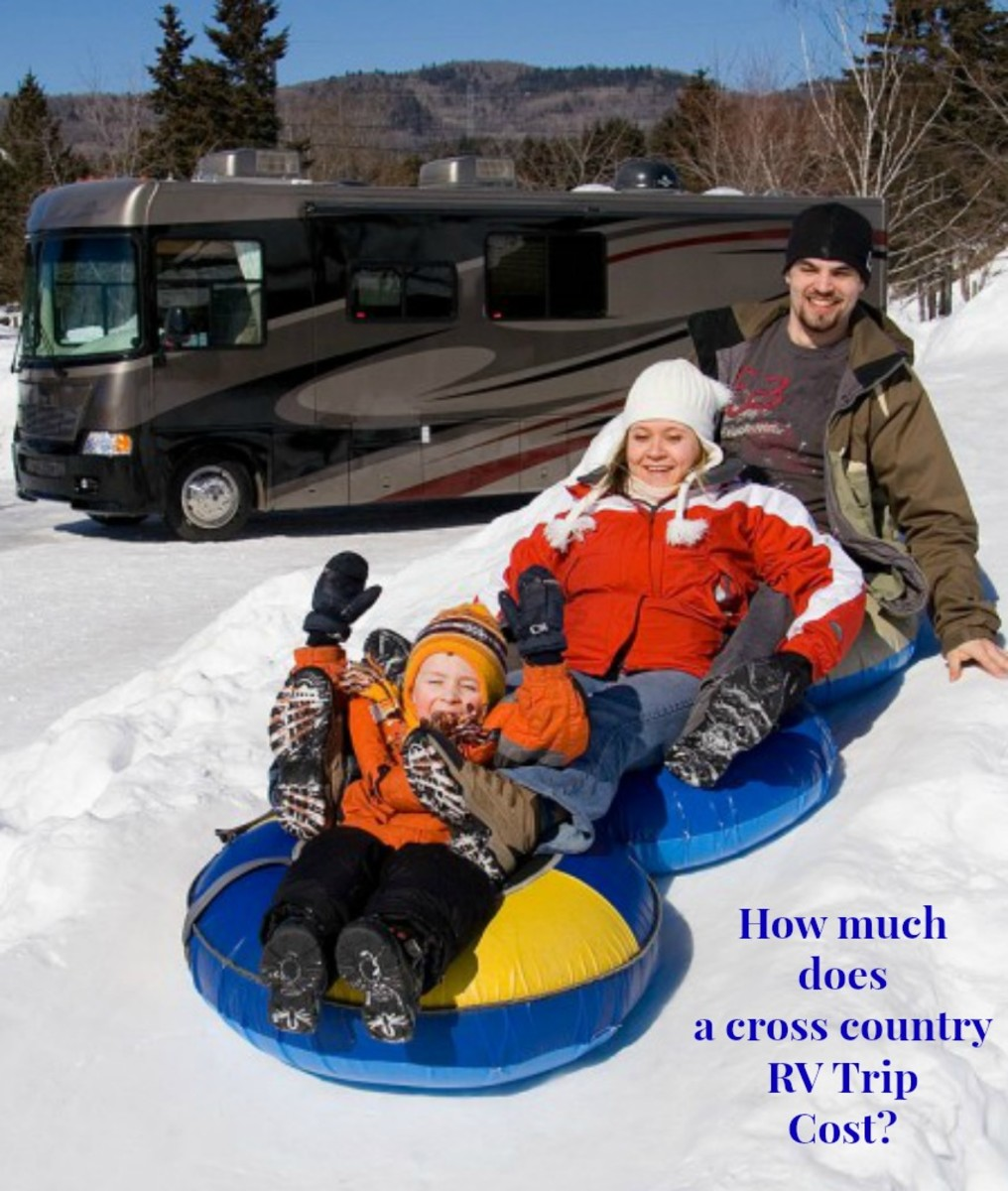 What Will It Cost to Have a Big RV Adventure in the U.S.?