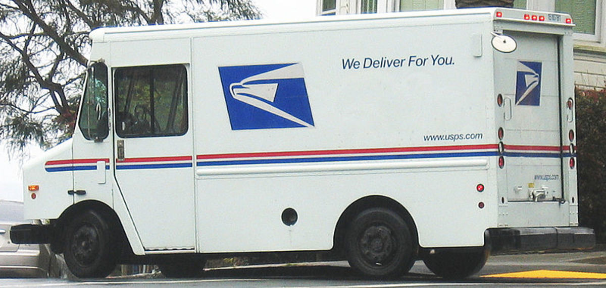 The United States Postal Service processed over 150 billion pieces of mail in 2013.