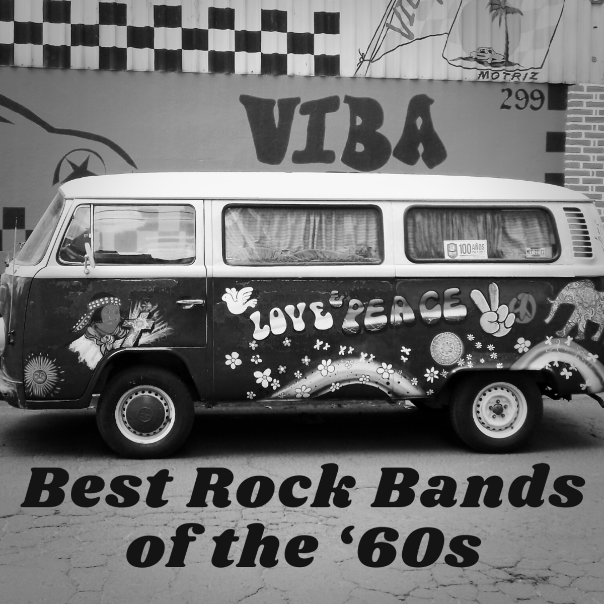 100 Best Rock Bands of the '60s