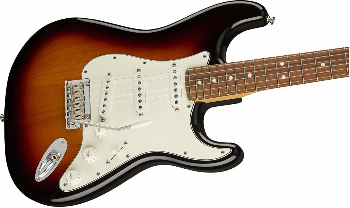Fender Mexican Strat vs. American Stratocaster Guitar Review