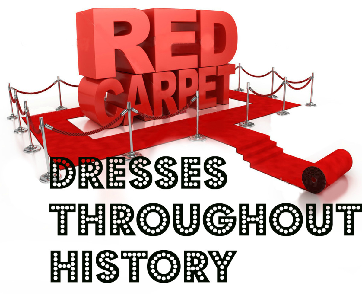 Red Carpet Dresses Throughout History