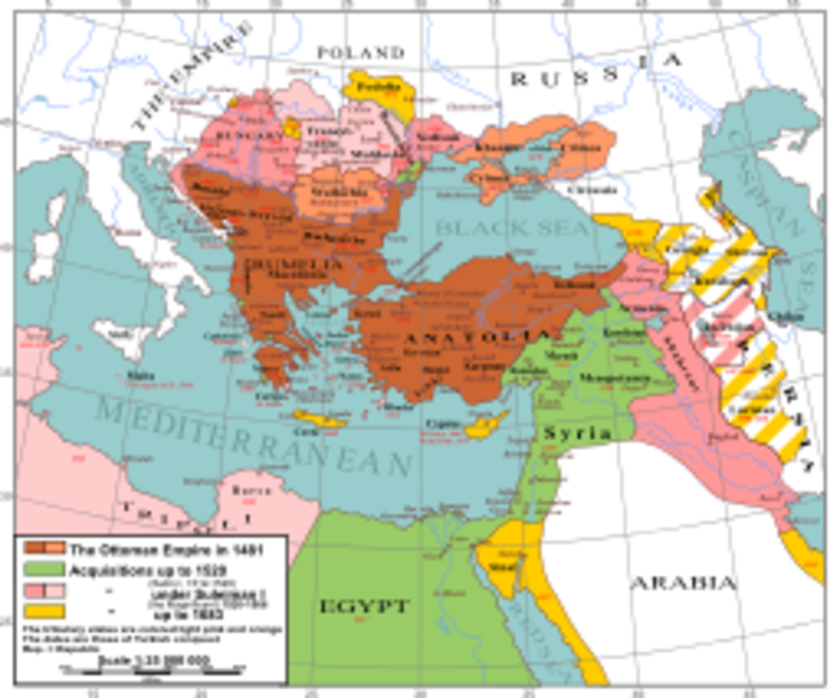 The Ottoman Empire and the Christendom
