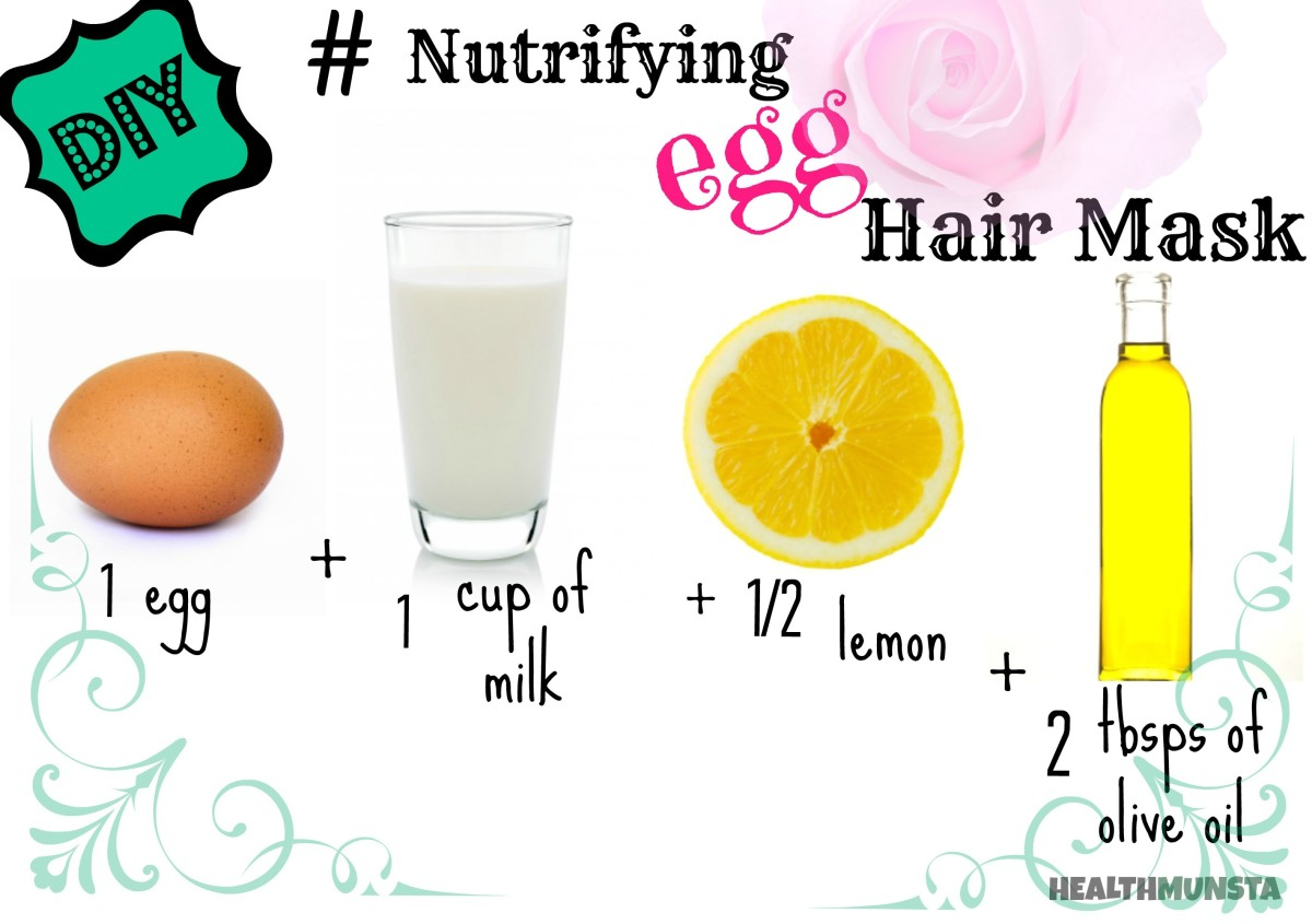 DIY: Top 5 Easy Homemade Hair Mask Recipes for Beautiful Hair