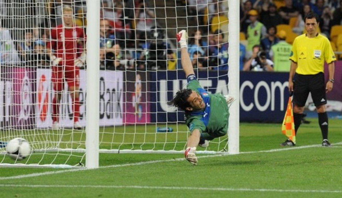 Gianluigi Buffon is unquestionably one of the greatest goalkeepers ever.