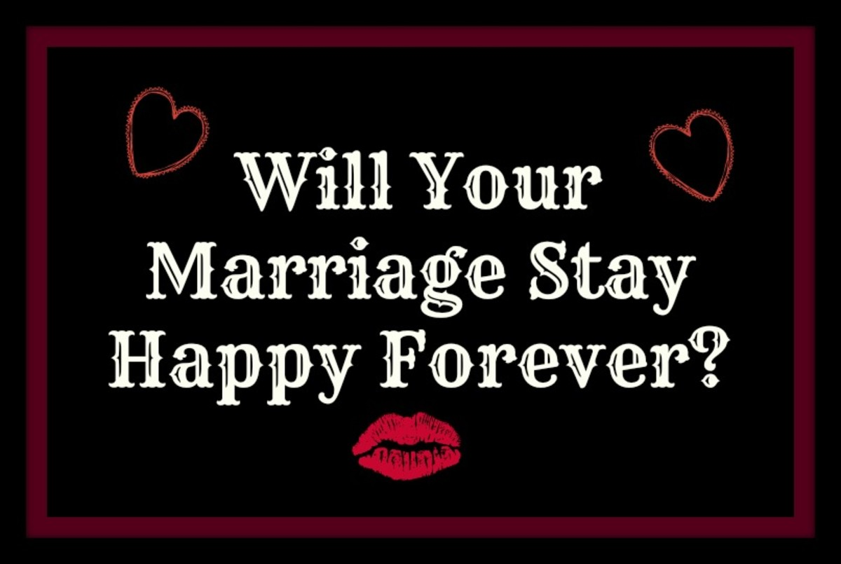 Will Your Marriage Be Happy Forever?