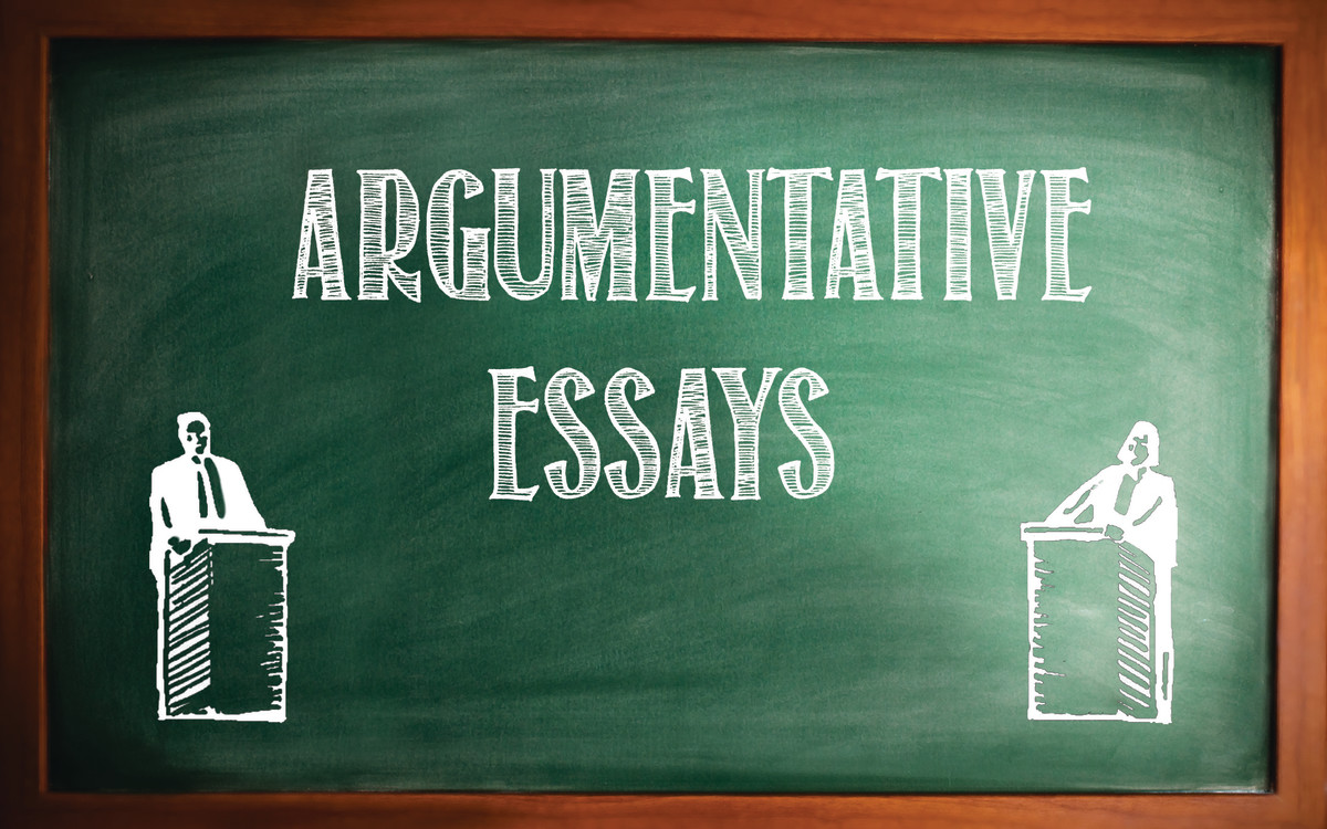 What is a good idea to write an argumentative paper about?