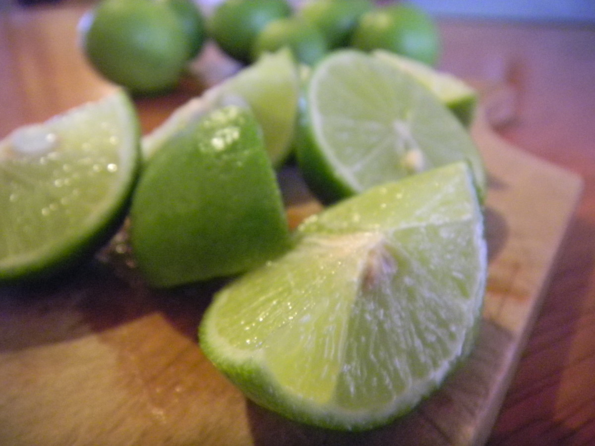 Easiest Mexican Lemonade (A.K.A. Limeade) Ever