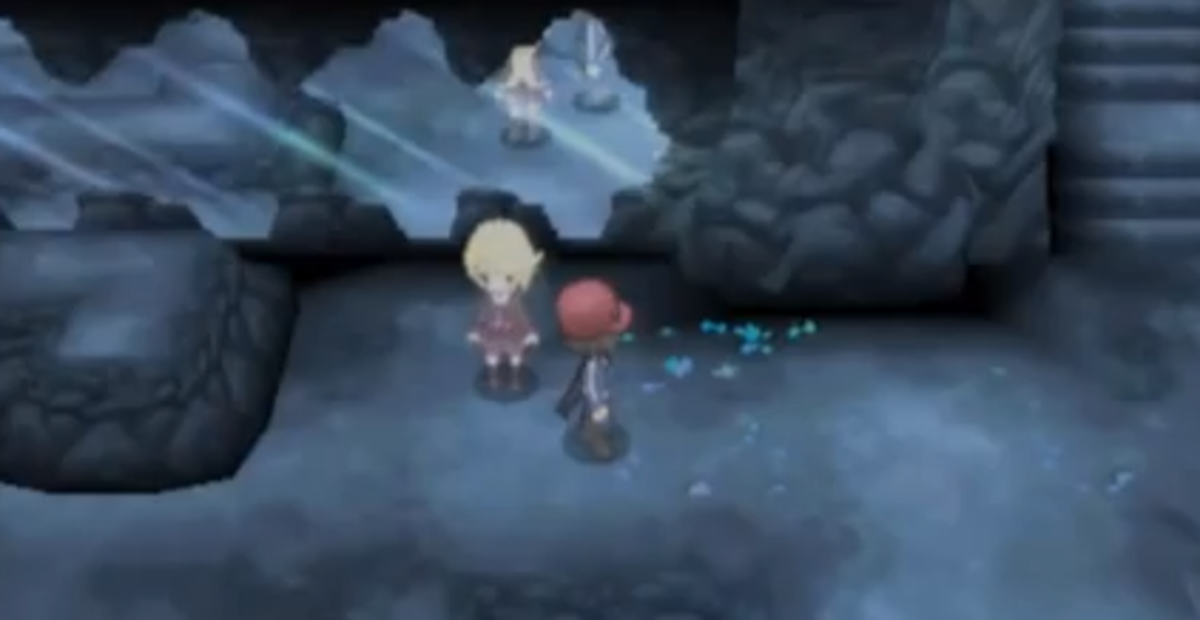 Pokemon X and Y Walkthrough, Part Sixteen: Reflection Cave