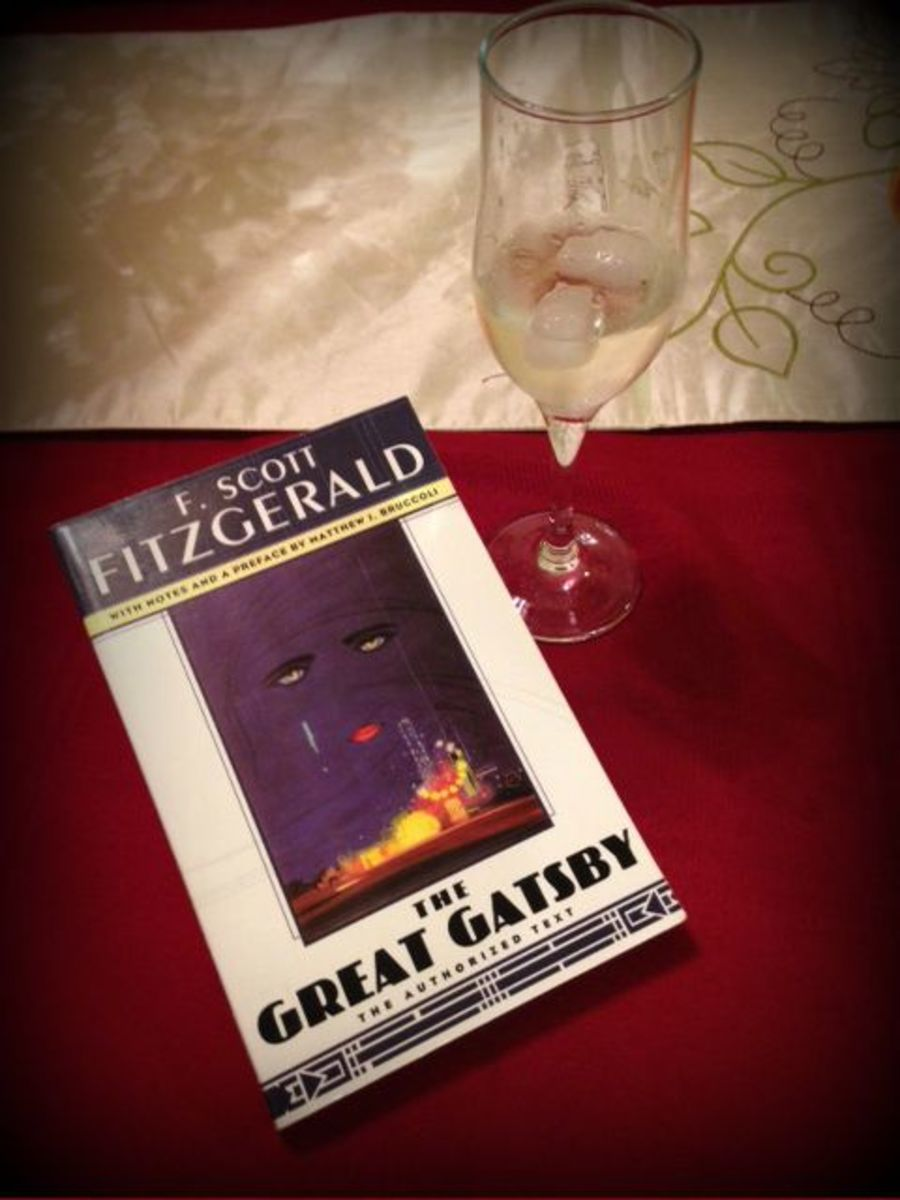 The Great Gatsby Character Dynamics - What's Love Got to do With it?
