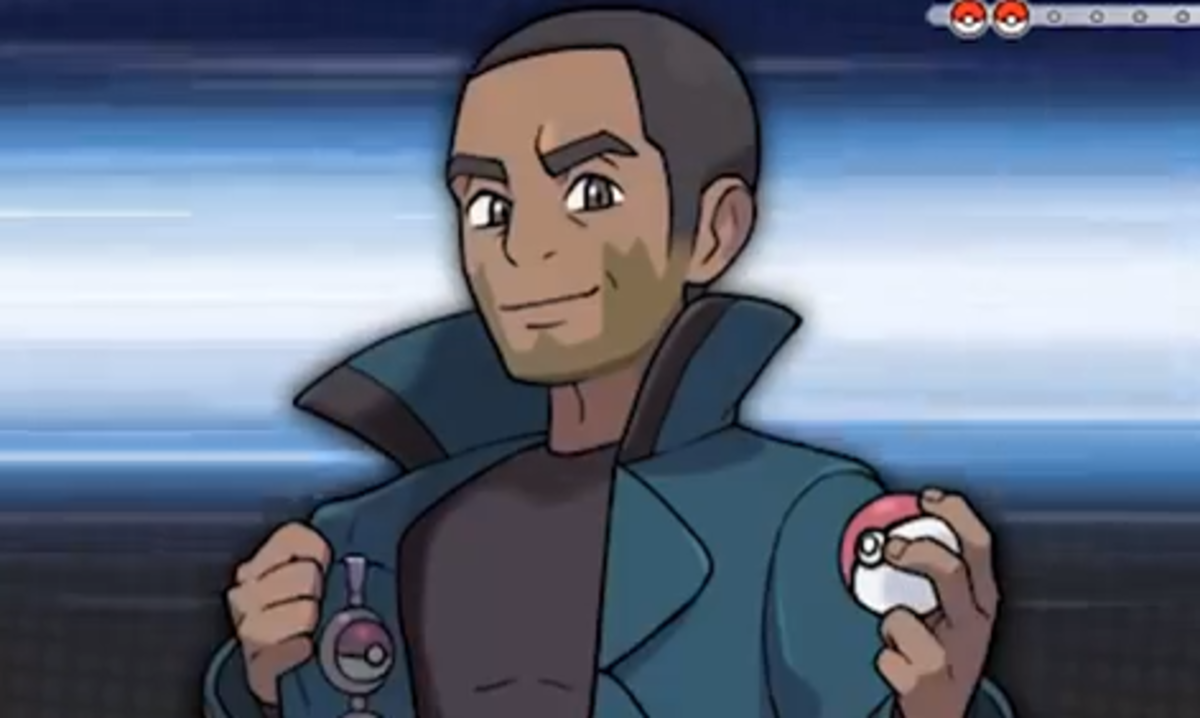 """""""Pokémon X and Y"""" owned and copyrighted by Nintendo. Images used for educational purposes only."""