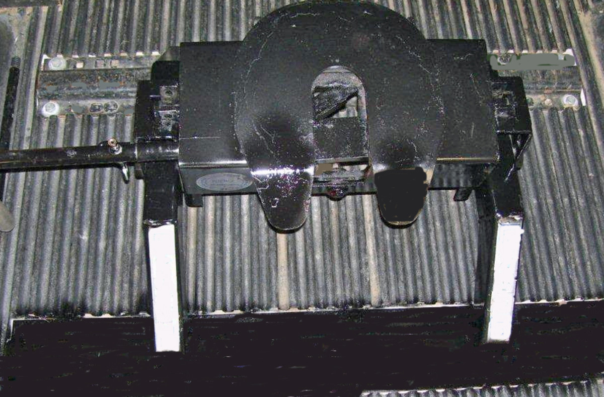 A Fifth Wheel Camper uses a hitch connection similar to that used by commercial tractor-trailers. You will see these mostly on pick-up trucks that are towing heavy campers and even large commercial trailers.