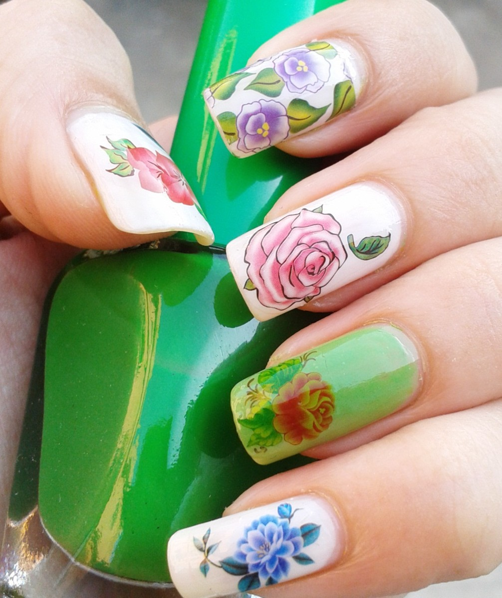 Ideas Of Nail Art: Top DIY Nail Art Ideas And Products For 2019