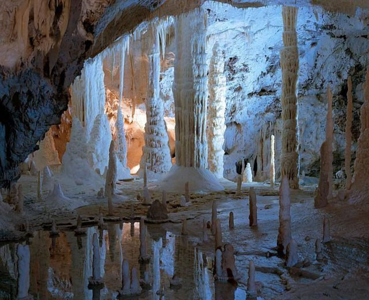 Grotte de Frasassi