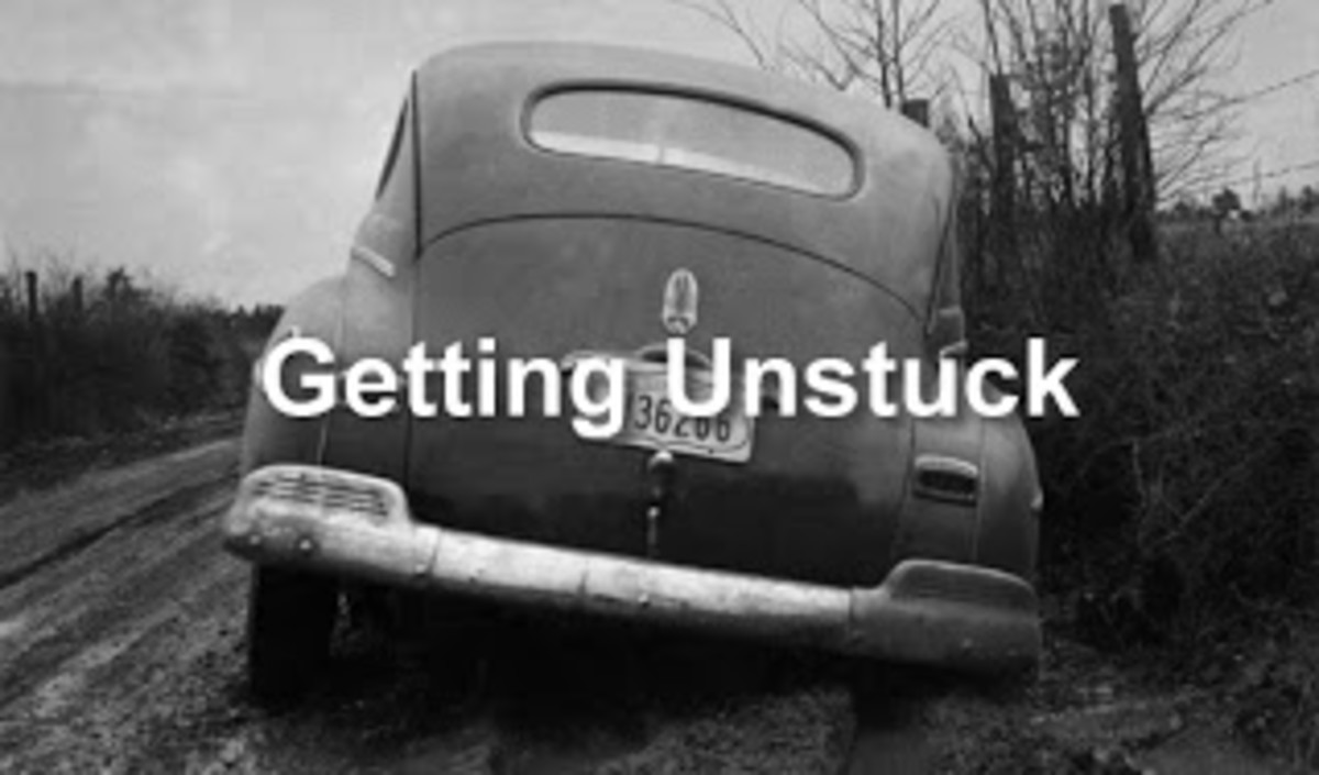 Stuck: The Danger Of Living In The Past