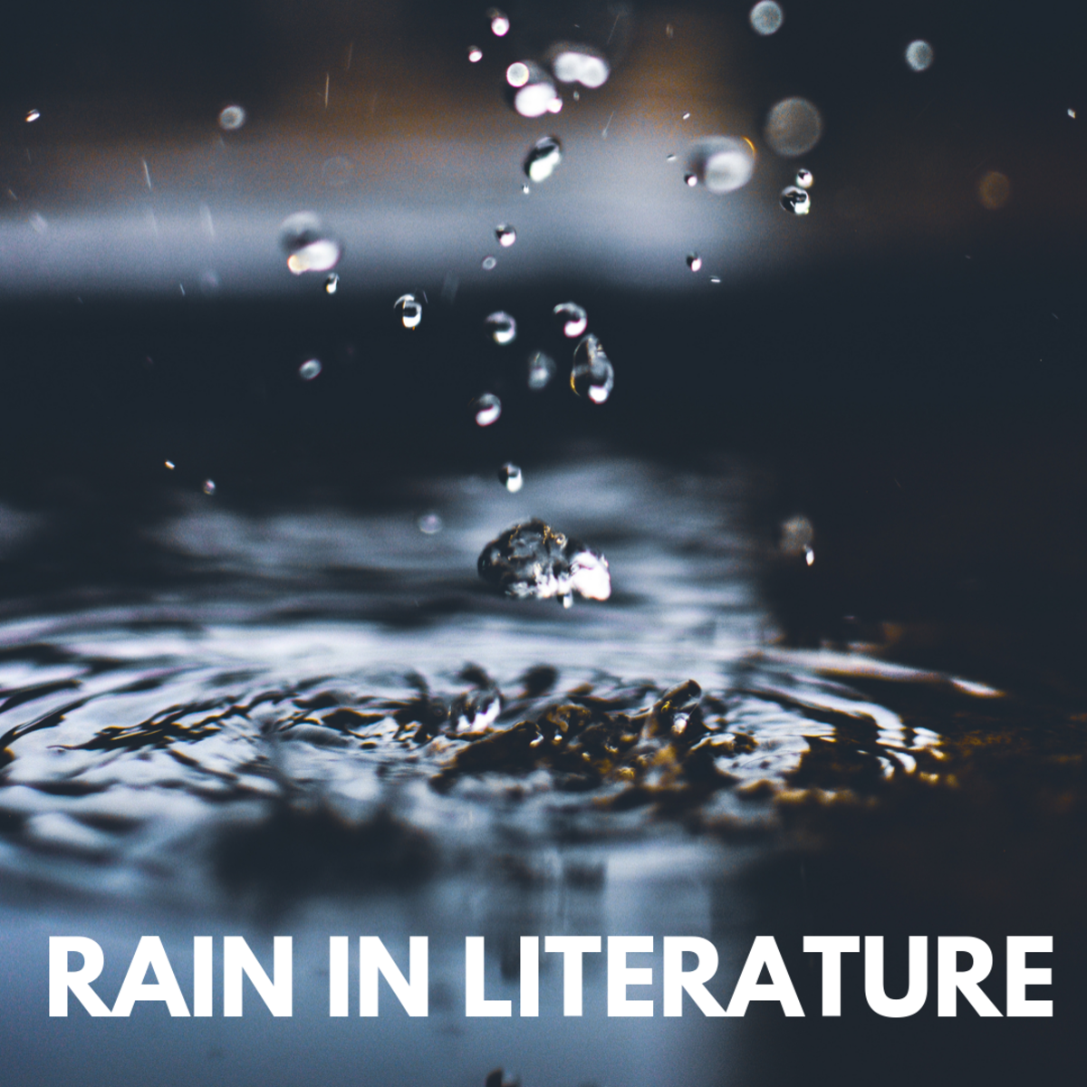 Rain and Literature: How Bad Weather Can Make or Break a Story
