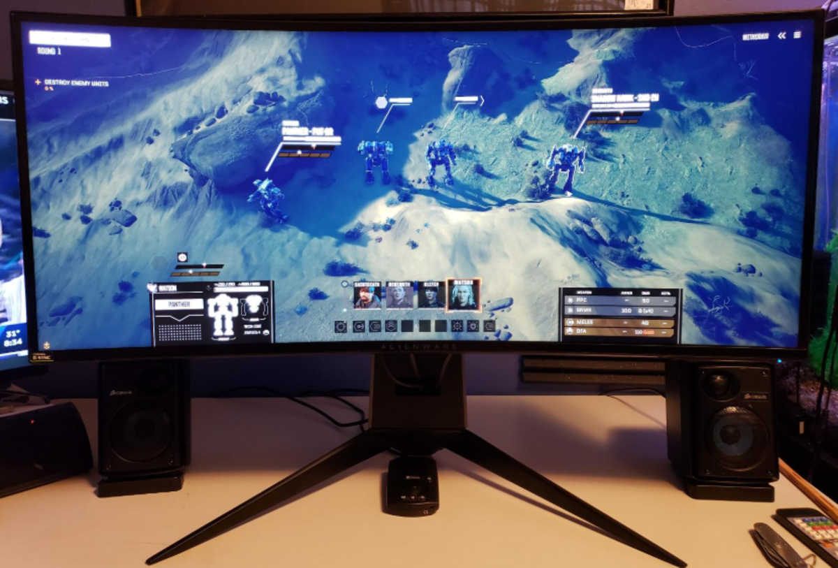 Best Low Response Time and Input Lag IPS VA Gaming Monitors 2019