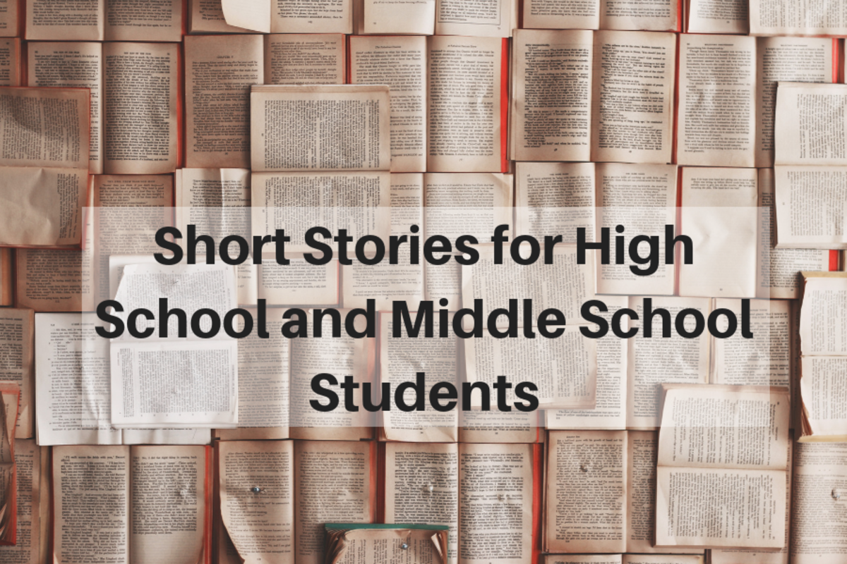Here are some fun and interesting short stories for high school and middle school students.