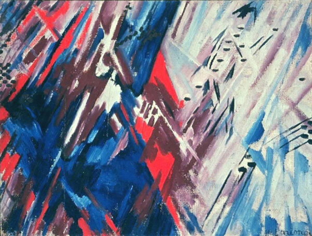 Russian Avant-garde Art: Rayonnism, Suprematism, and Constructivism