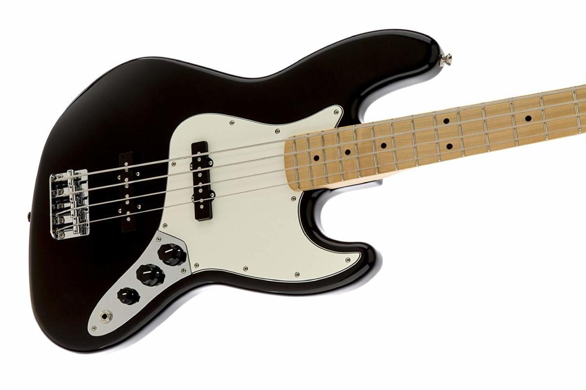 Review of the Mexican Fender Standard Jazz Bass | Spinditty