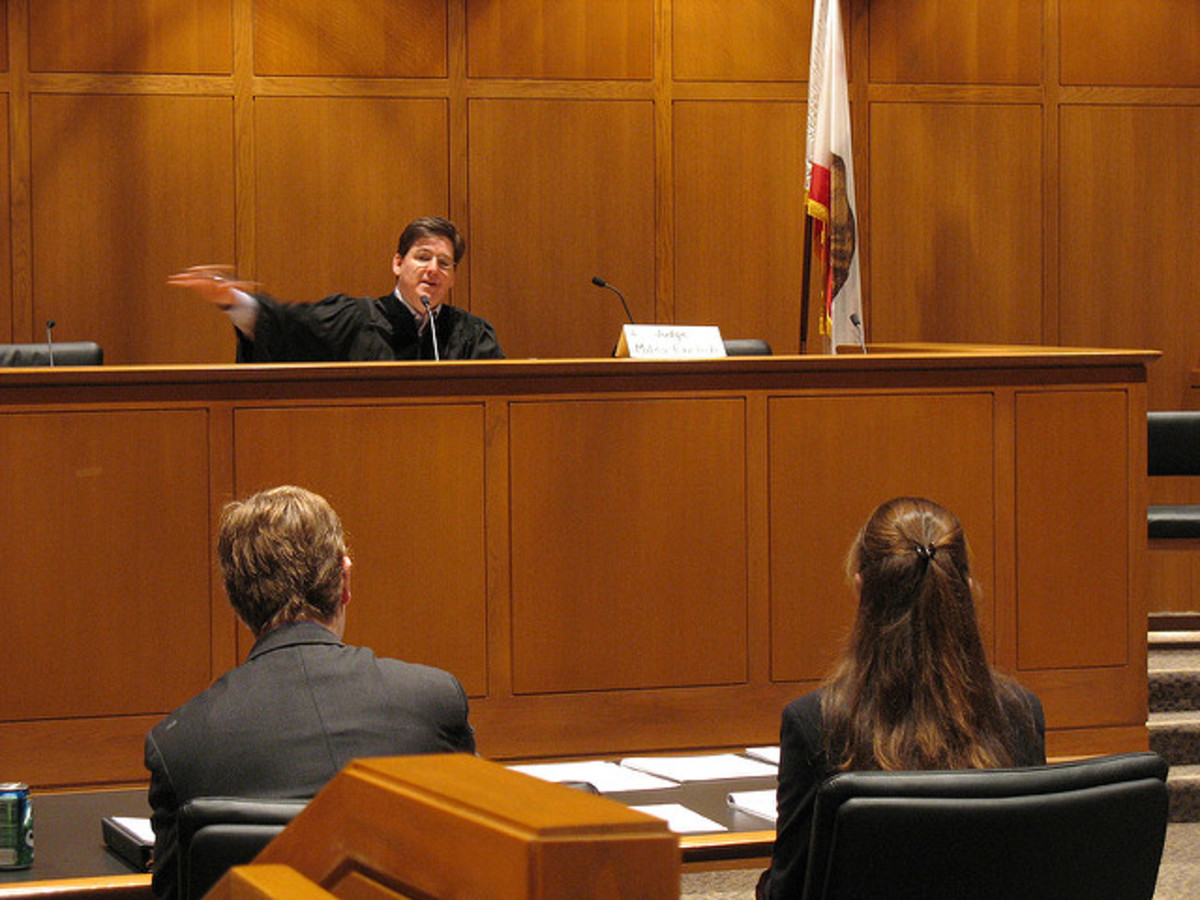 The Basics of Representing Yourself in Divorce Court