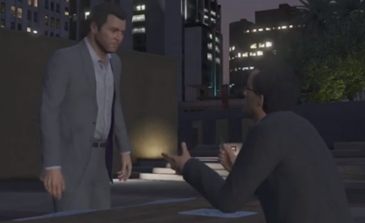 Grand Theft Auto V Walkthrough: Grass Roots - Michael