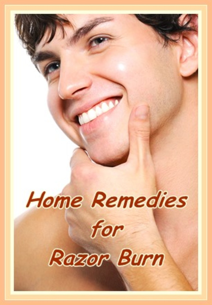 Home remedies and effective treatments for razor burn - plus, how to avoid getting shaving bumps in the first place!