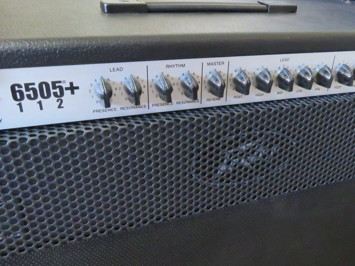 The Peavey 6505 Series features monsters like the 6505+ 120-watt head, and little dynamos like the 6505+ 112 Combo