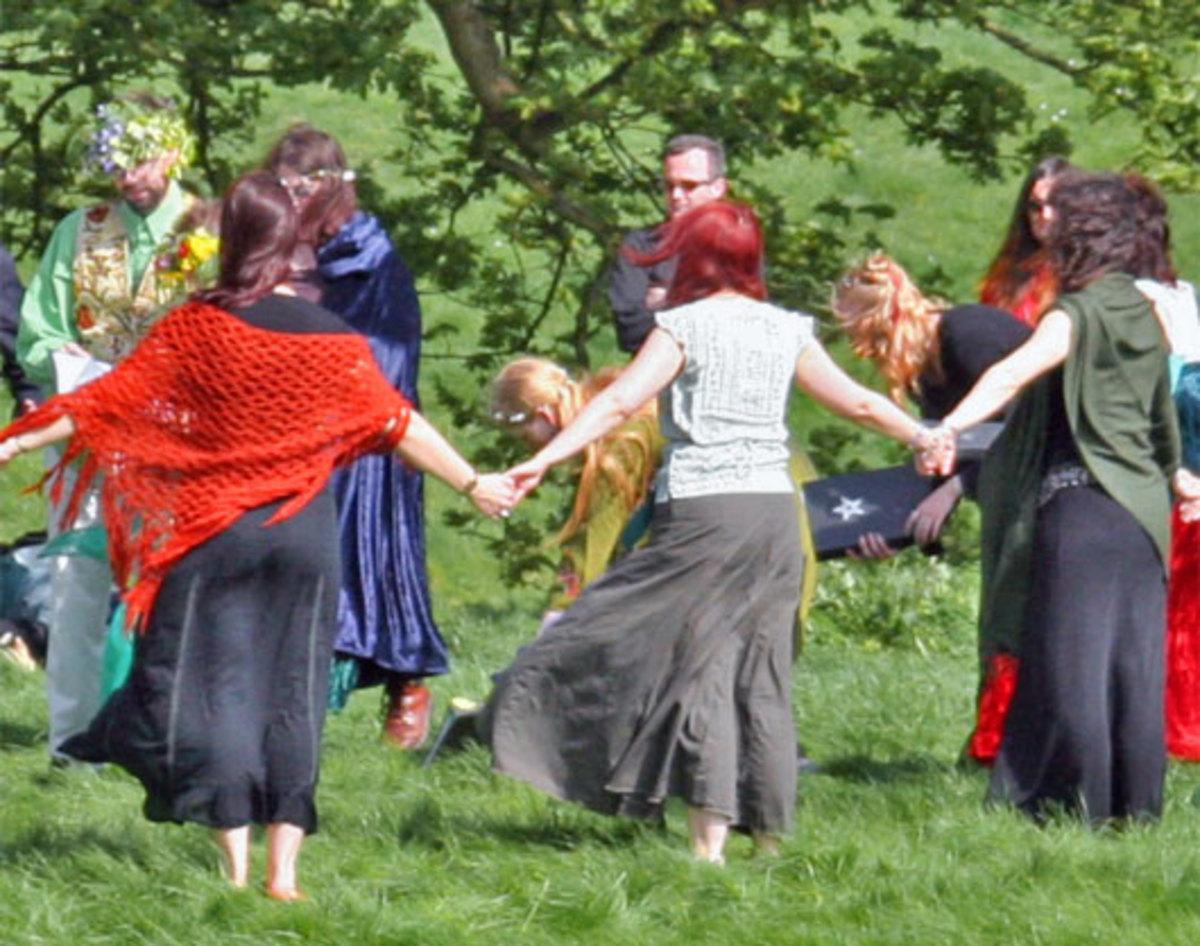 A Pagan Celebration