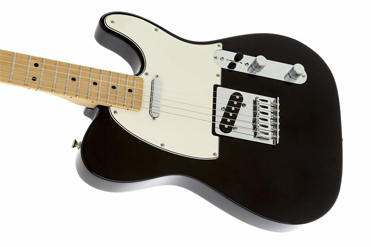 Fender Standard Telecaster: Review of the MIM Tele
