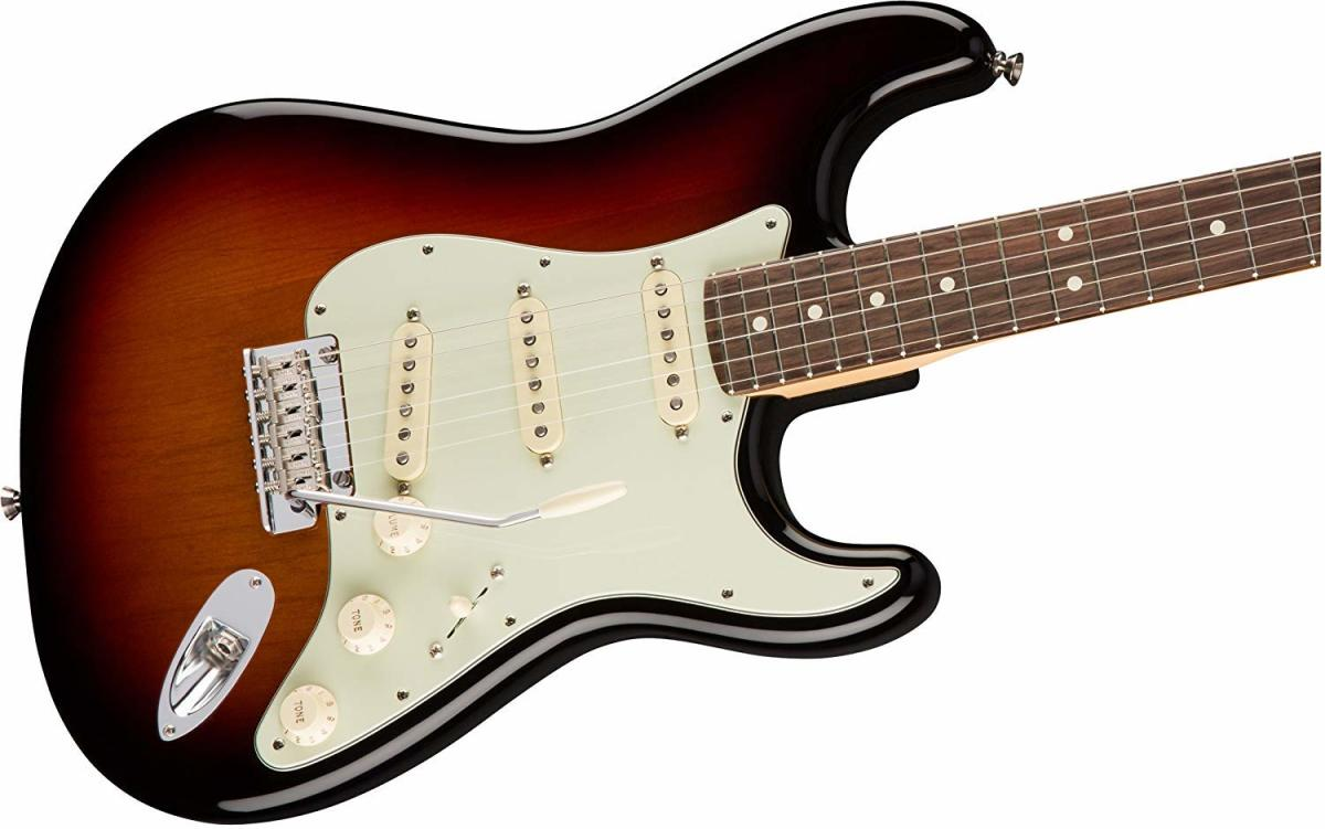 Stratocaster vs Telecaster. What's the difference? All Fender guitars are works of art, so you can hardly go wrong.