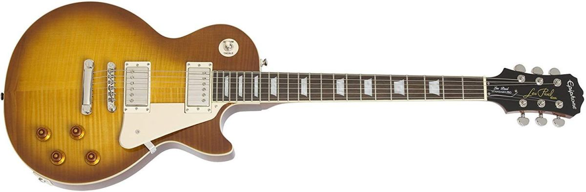How does the Epiphone Les Paul compare to the Gibson Les Paul Studio and Gibson Les Paul Standard?