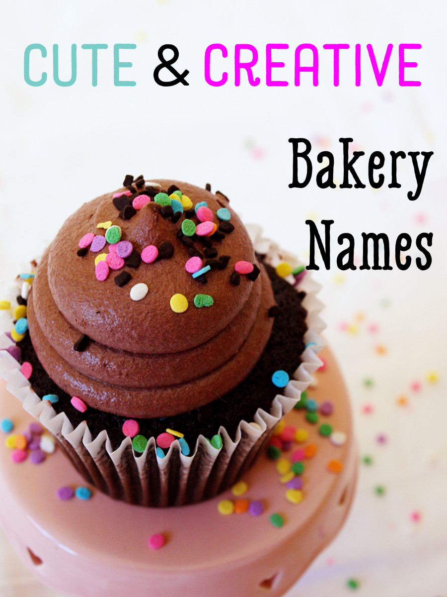 75 Cute and Creative Bakery Names