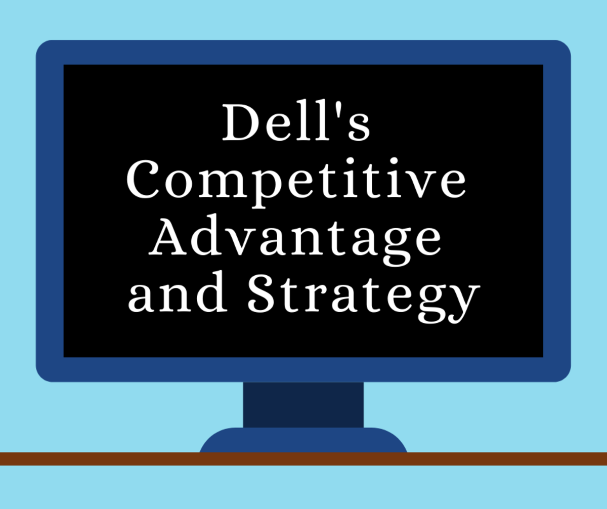 Read on to learn about Dell's competitive advantage and strategy.
