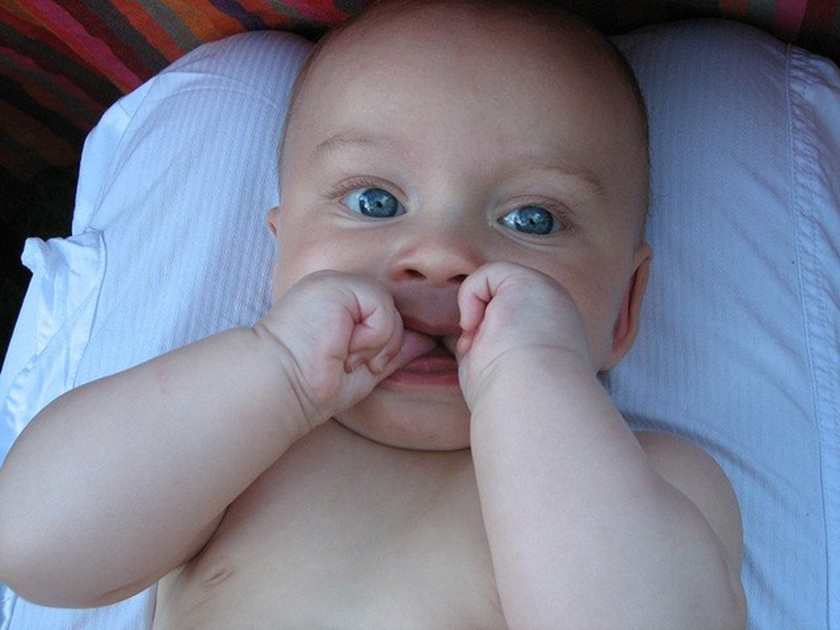 The Benefits and Concerns of Thumb Sucking in Infants