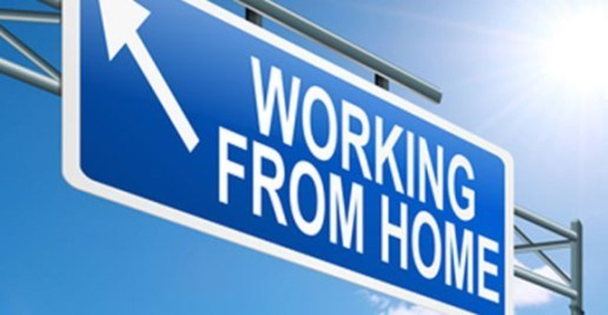 Teleworking: The Pros and Cons of Working from Home