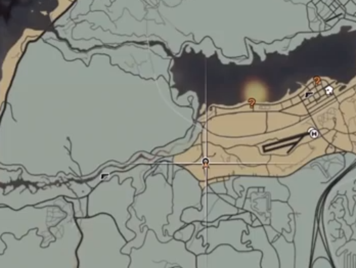Grand Theft Auto V Walkthrough: Letter Scraps Locations