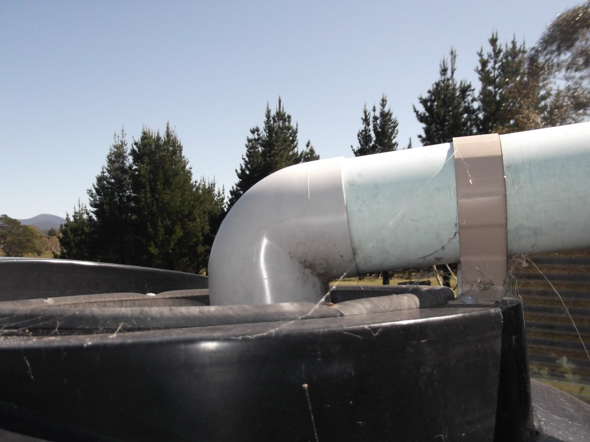 How to Harvest and Store Rainwater: Our Off-Grid Water Supply