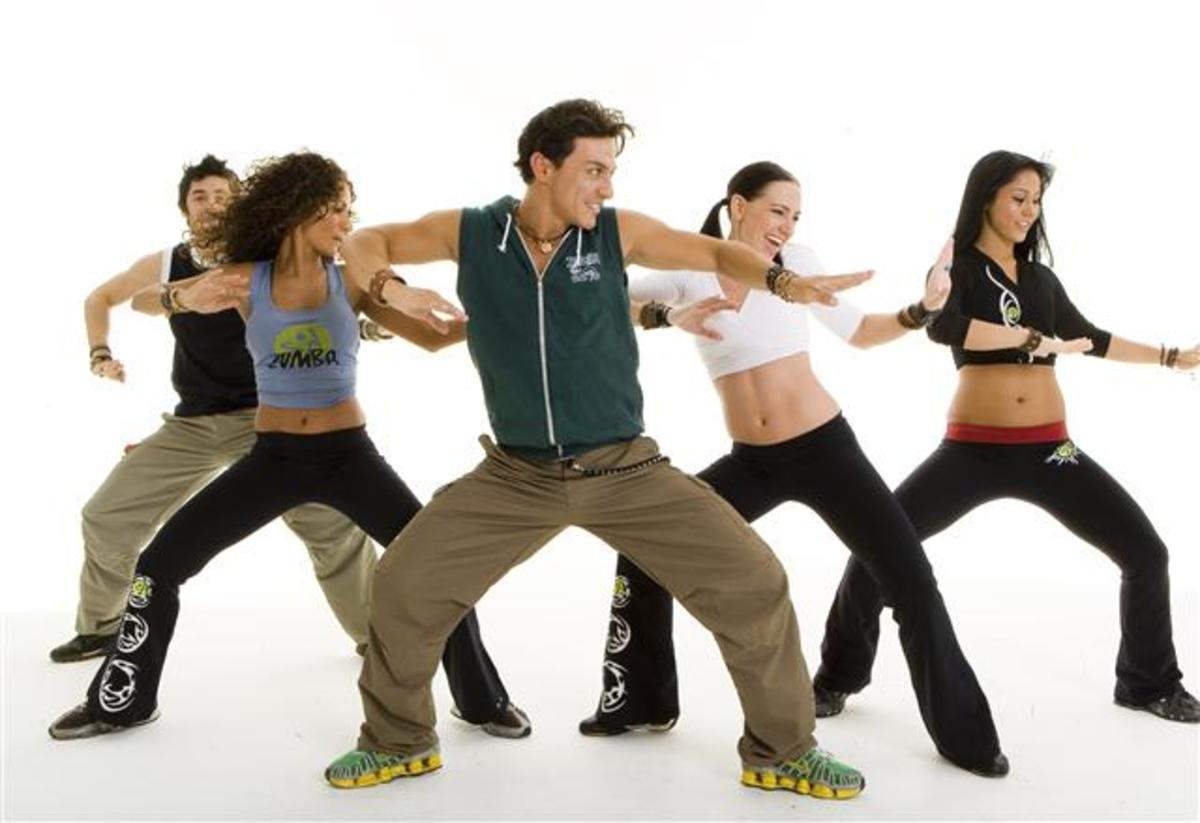 How to Get Started Dancing Zumba