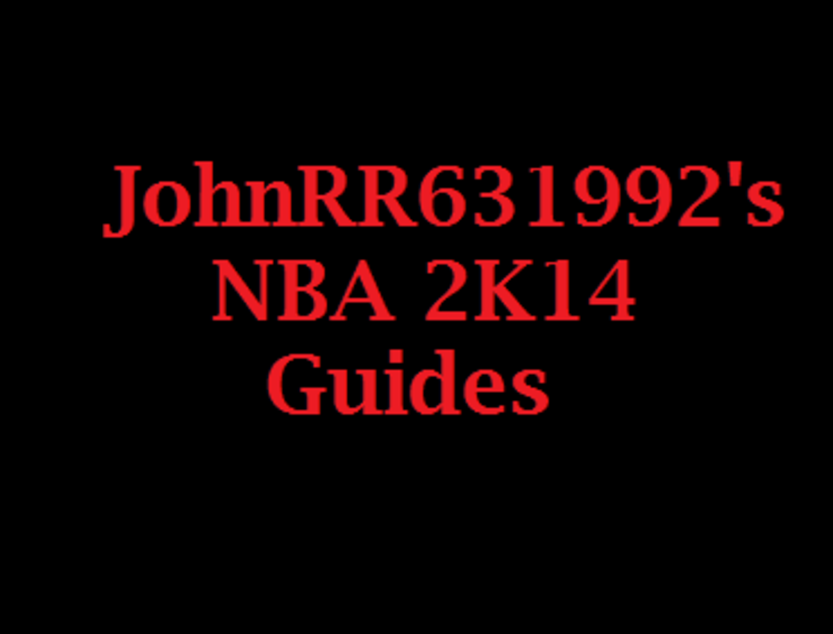 """NBA 2K14"" My Player Guide"