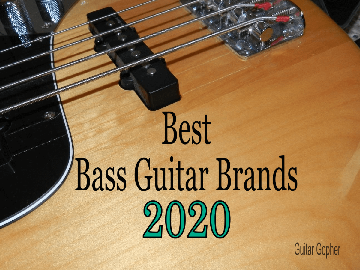 Best Bass Guitar Brands 2020