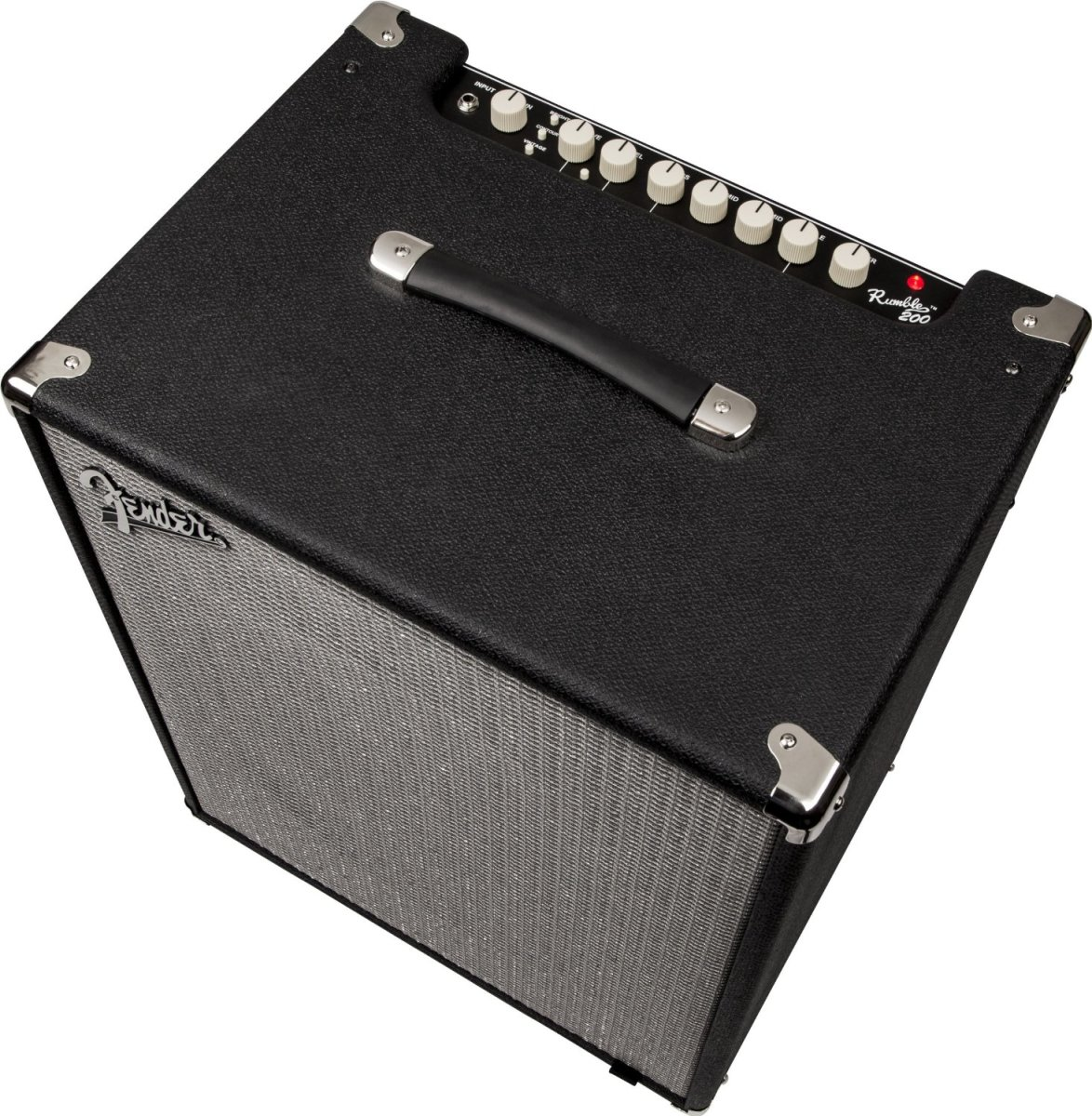 The Fender Rumble 200 is one of the top bass combo amps under $500