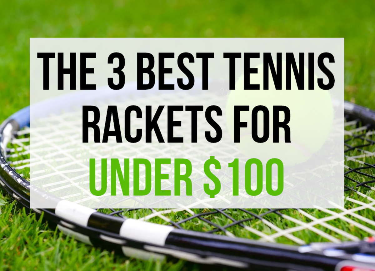 If you are looking for recommendations for the best tennis rackets that can be bought for under $100, read on...
