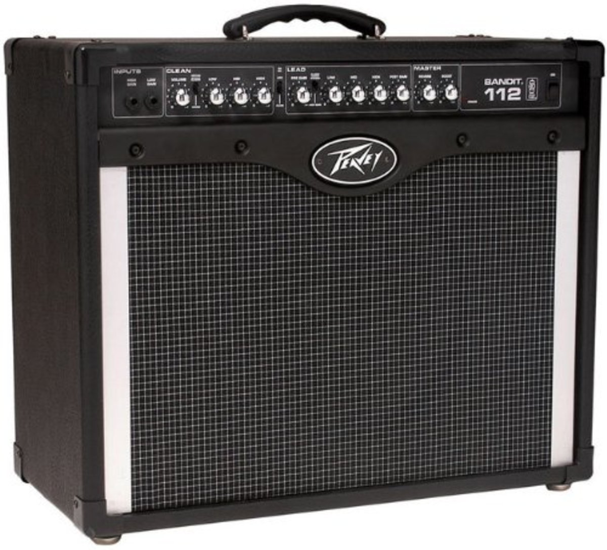 The Peavey Bandit is a classic, and among the best guitar amps out there for the money.