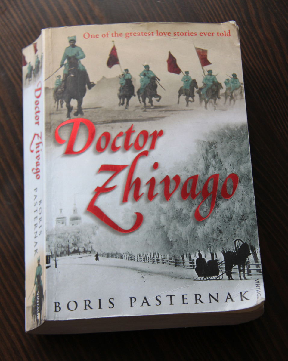 Doctor Zhivago and the Russian Revolution