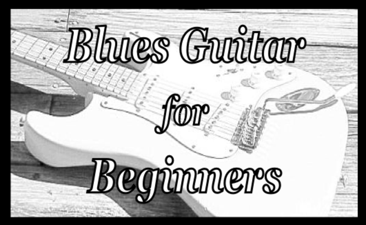 Blues Guitar for Beginners: Basic Scales and Theory