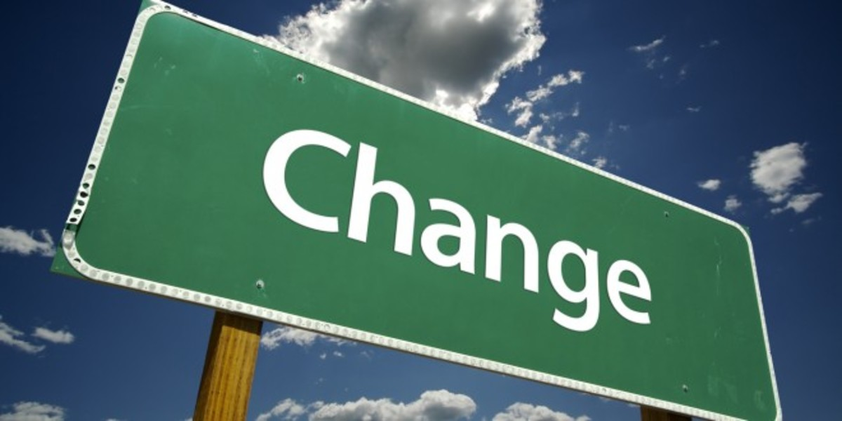 Supporting and Responding to Change in a Business Environment