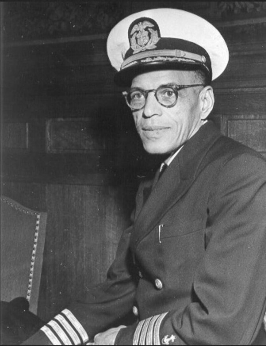 Hugh Mulzac: First Black Captain of a WW2 Liberty Ship