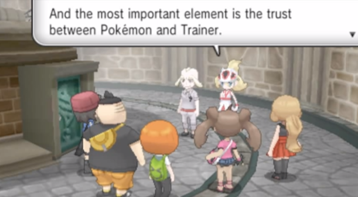 Pokémon X And Y Walkthrough Part Seventeen Shalour City And