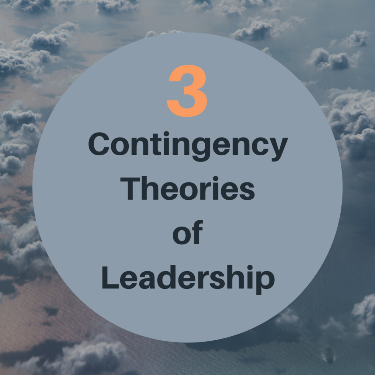 Three Contingency and Situational Theories of Leadership