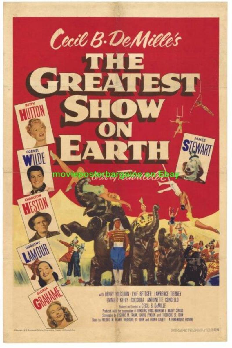 Circus Movies, TV Shows & Documentaries